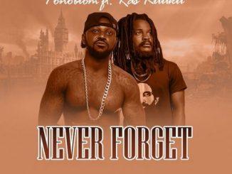 Yaa Pono - Never Forget Ft. Ras Kuuku