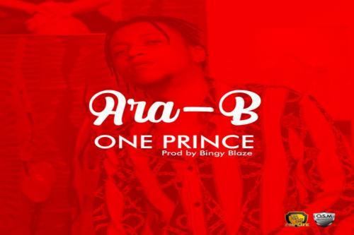 Ara-B – One Prince mp3 download