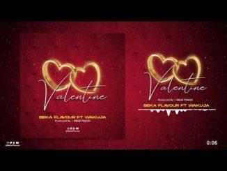 Beka Flavour - Valentine Ft. Wakuja