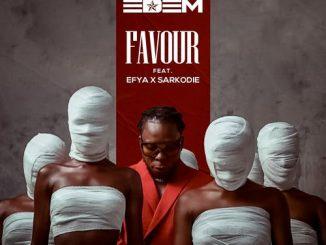 Edem - Favour Ft. Sarkodie, Efya (Audio/Video)