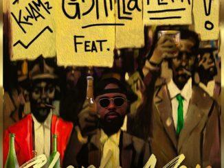 Gasmilla - Charle Man Ft. Kwamz, Flava
