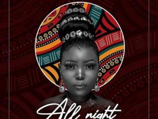 Harmonize - All Night Ft. Anjella Mp3 Audio
