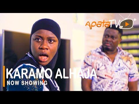 Movie  Karamo Alhaja Latest Yoruba Movie 2021 Drama mp4 & 3gp download