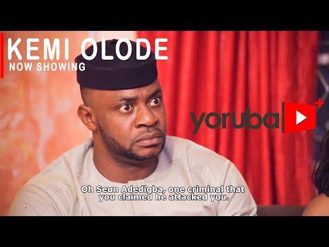 Movie  Kemi Olode Latest Yoruba Movie 2021 Drama mp4 & 3gp download