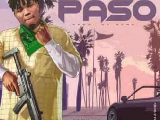 Kudos Alujoonu - Paso (Prod. by Echo)