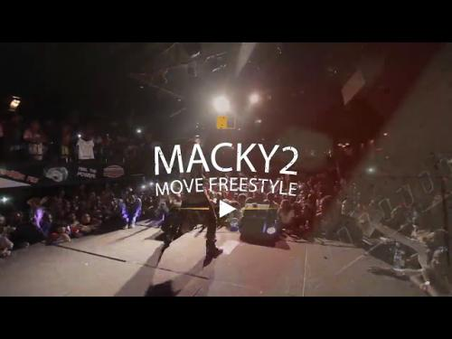 Macky2 – Move (Freestyle) mp3 download