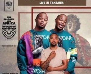 Major League, Josiah De Disciple - Amapiano Live Balcony Mix B2B Sunset Live In Tanzania