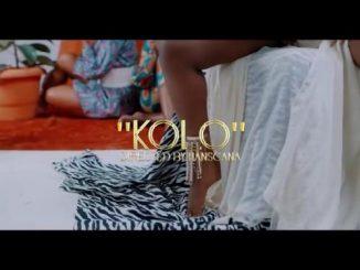 Nadia Mukami Ft. Otile Brown - Kolo [Audio + Video]
