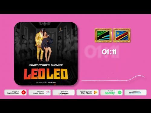 Nandy – Leo Leo Ft. Koffi Olomide mp3 download