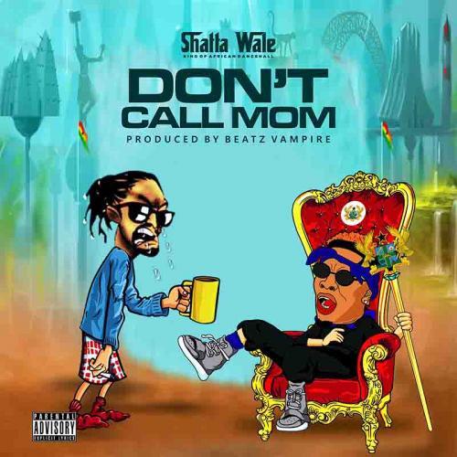 Shatta Wale – Don't Call Mom (Samini Diss) mp3 download
