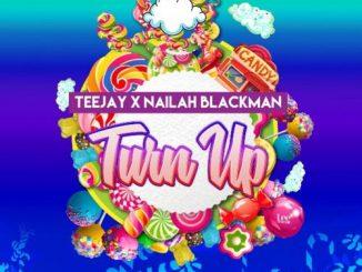 Teejay - Turn Up Ft. Nailah Blackman Mp3 Audio