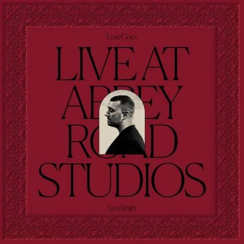[ALBUM] Sam Smith – Love Goes: Live at Abbey Road Studios mp3 download