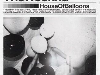 The Weeknd – House of Balloons Album