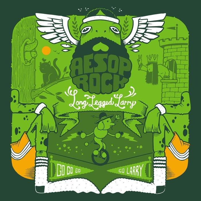 Aesop Rock – Long Legged Larry mp3 download