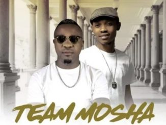 [Album] Team Mosha - Expect The Unexpected