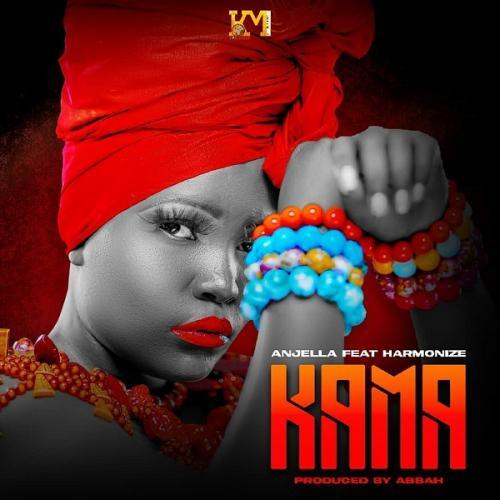 Anjella – Kama Ft. Harmonize mp3 download