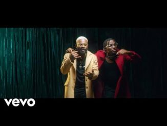 VIDEO: Idahams - Man On Fire (Remix) Ft. Falz
