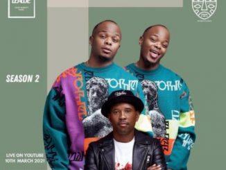 Major League, DJ Stokie - Amapiano Live Balcony Mix Africa B2B (S2 EP9)