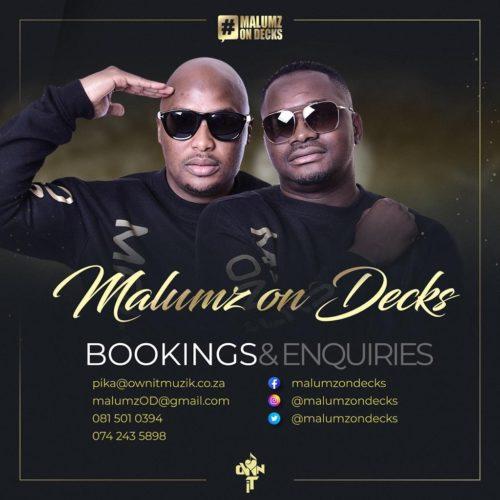 Malumz On Decks – Afro Feelings 6 Mix mp3 download