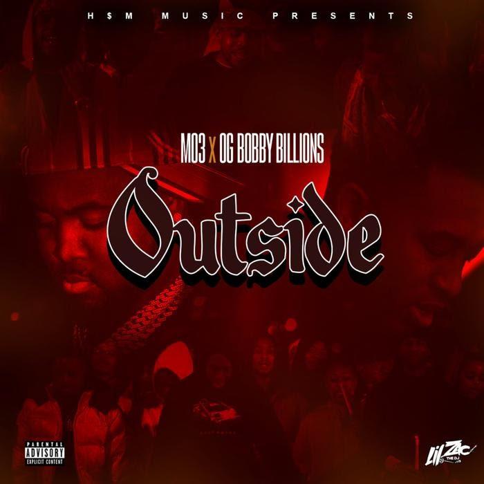 Mo3 – Outside Ft. OG Bobby Billions mp3 download