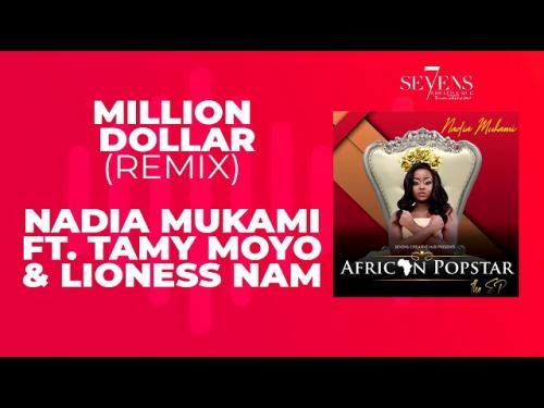 Nadia Mukami Ft. Lioness Nam, Tamy Moyo – Million Dollar (Remix) mp3 download