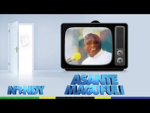 Nandy – Ahsante Magufuli mp3 download