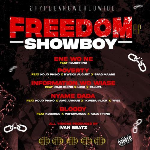 Showboy – Poverty Ft. Kojo Phino, Kweku August, Spag Maane mp3 download