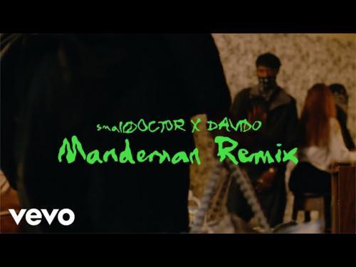 Small Doctor Ft. Davido – ManDeMan (Remix) mp3 download