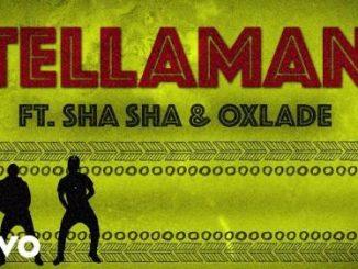 Tellaman - Overdue Ft. Oxlade, Sha Sha