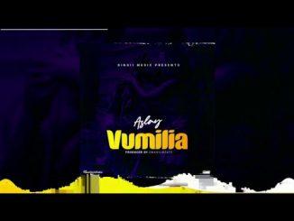 Aslay - Vumilia