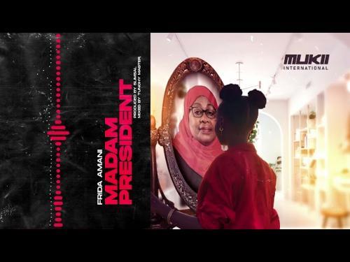 Frida Amani – Madam President mp3 download