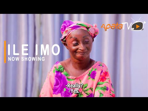 Movie  Ile Imo Latest Yoruba Movie 2021 Drama mp4 & 3gp download
