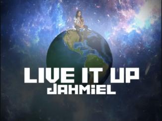 Jahmiel - Live It Up