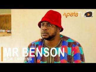 Mr Benson Latest Yoruba Movie 2021 Comedy