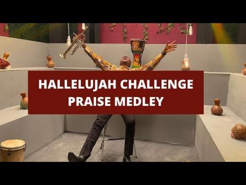 Nathaniel Bassey – Hallelujah Challenge Praise Medley mp3 download