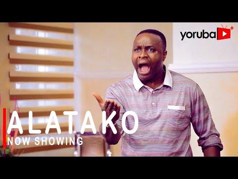 Movie  Alatako Latest Yoruba Movie 2021 Drama mp4 & 3gp download