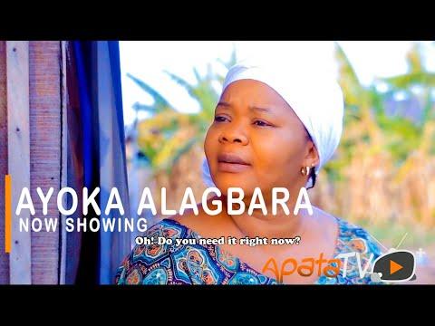 Movie  Ayoka Alagbara Latest Yoruba Movie 2021 Drama mp4 & 3gp download
