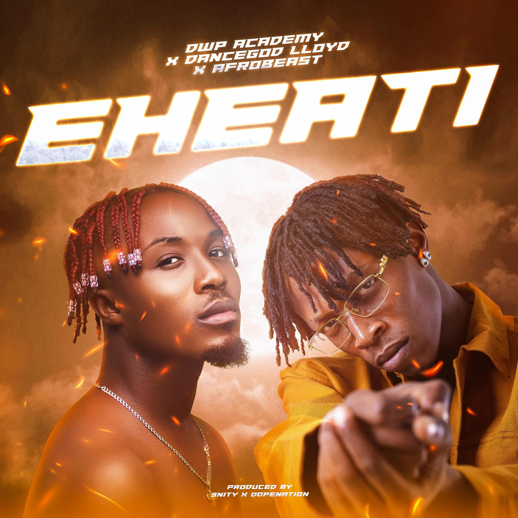 Dancegod Lloyd – Eheati Ft. Afrobeast mp3 download