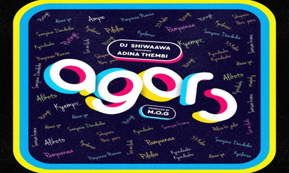 Dj Shiwaawa – Agoro Ft. Adina mp3 download