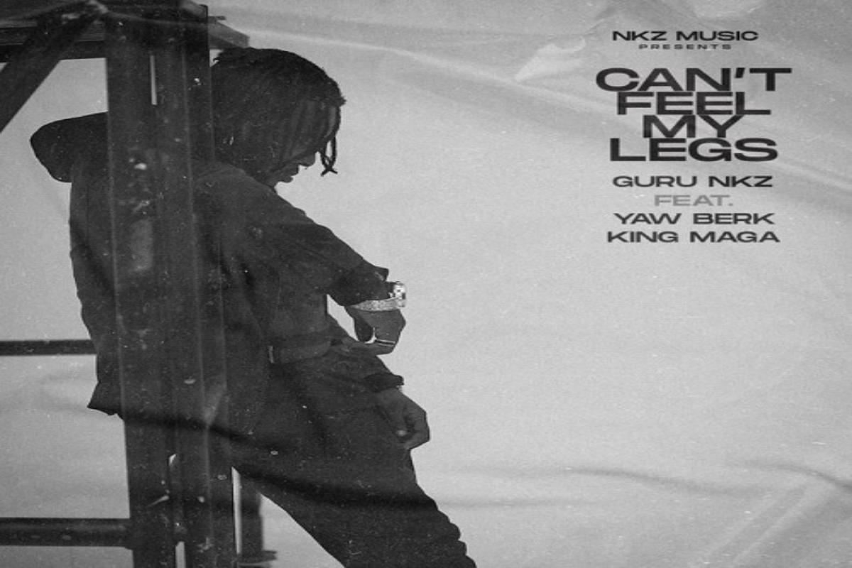 Guru – I Can't feel My Legs Ft. Yaw Berk, King Maga mp3 download