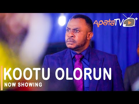 Movie  Kootu Olorun Latest Yoruba Movie 2021 Drama mp4 & 3gp download