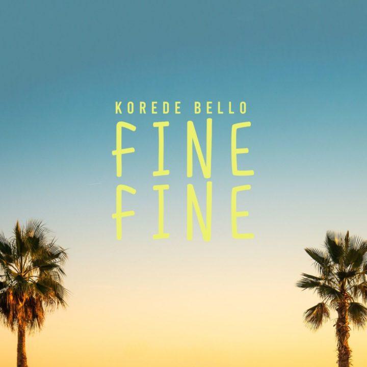 Korede Bello – Fine Fine mp3 download