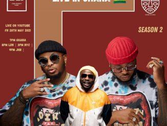 Major League & DJ Maphorisa – Amapiano Live Balcony Mix Africa B2B (S2 EP16)