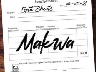 Makwa – Split Sheets