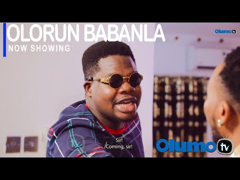 Movie  Olorun Babanla Latest Yoruba Movie 2021 Drama mp4 & 3gp download
