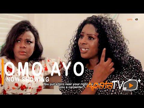 Movie  Omo Ayo Latest Yoruba Movie 2021 Drama mp4 & 3gp download