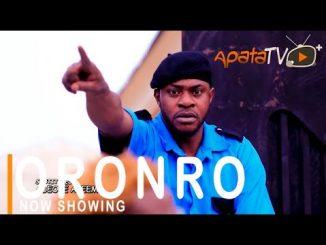 Oronro Latest Yoruba Movie 2021 Drama