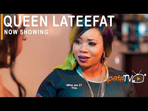 Movie  Queen Lateefat Latest Yoruba Movie 2021 Comedy mp4 & 3gp download