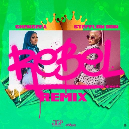 Shenseea – Rebel (Remix) Ft. Stefflon Don mp3 download