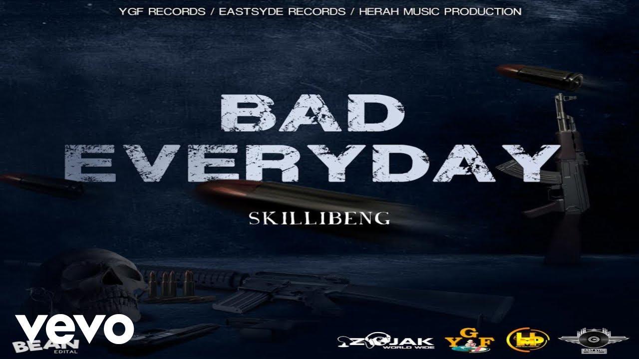 Skillibeng – Bad mp3 download